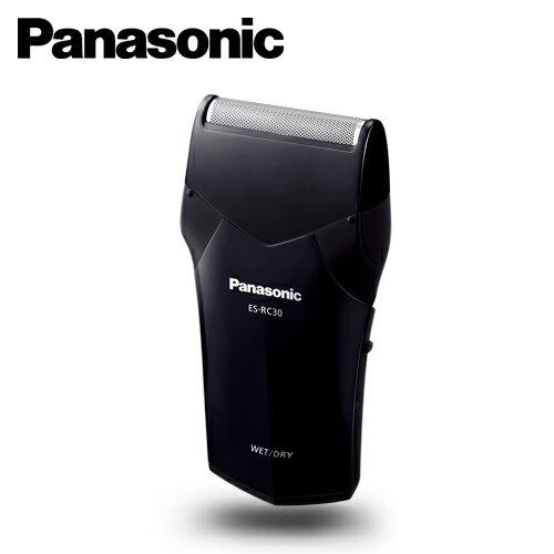 【Panasonic國際牌】單刀頭電鬍刀ES-RC30-K【三井3C】