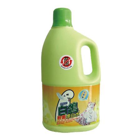 白鴿BAIGO雙氧殺菌漂白水 / 2000g - 限時優惠好康折扣