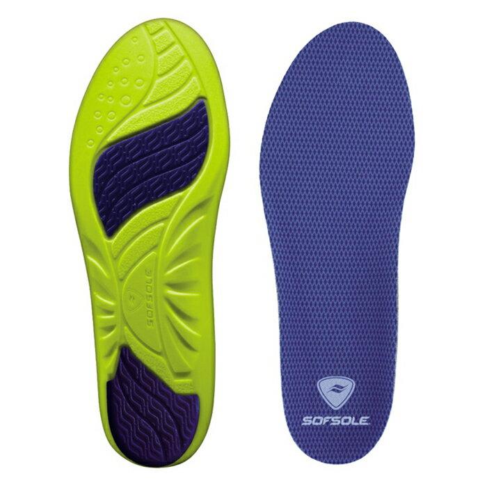 美國SOFSOLE-Athlete運動鞋墊-S5310 0
