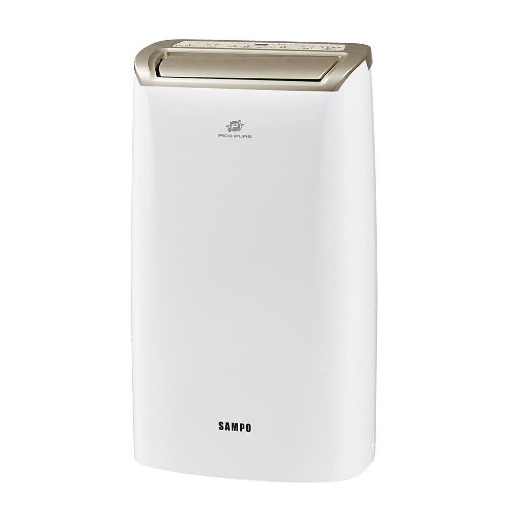 【買就送聲寶蒸煮美食鍋】SAMPO聲寶  10.5L PICOPURE空氣清淨除濕機 AD-W720P