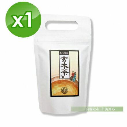 溪州尚水米玄米茶(250g/包)x1