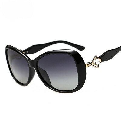 墨鏡水滴鑲鑽拼接經典大框太陽眼鏡【KS5231】BOBI0315