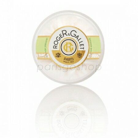 Roger & Gallet 波斯杏仁香水皂(旅行盒) 100g【巴黎好購】 - 限時優惠好康折扣