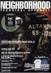 NEIGHBORHOOD 日系街頭潮牌 Vol.8附原創設計黑色肩背包