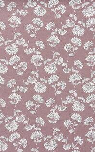 壁紙屋本舖:紫色花紋壁紙復古壁紙WD53