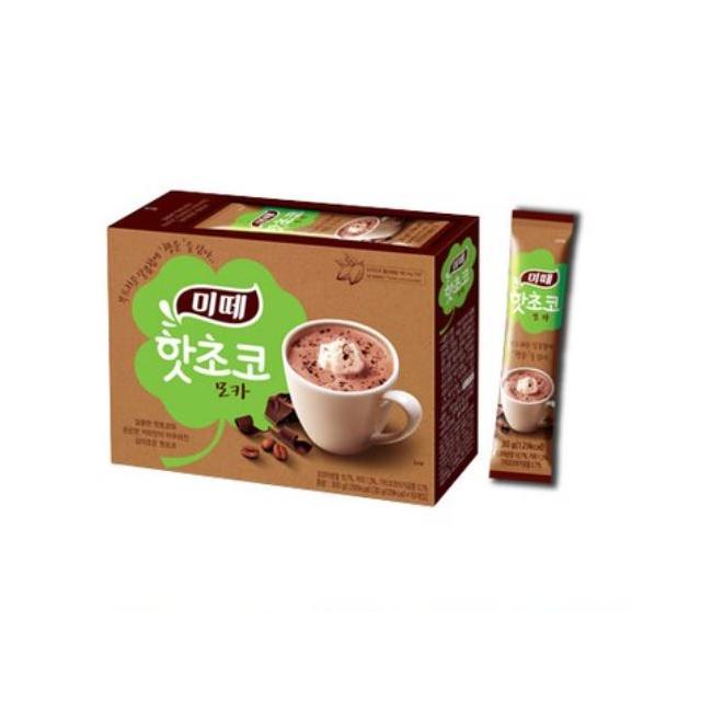 [試吃包]-韓國 DongSuh 熱巧克力(摩卡)×3包