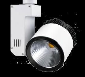 亞帝歐★軌道式 白色 投射燈 20W 45度 全電壓 白光/黃光★永旭照明U2J0-AD-1506%