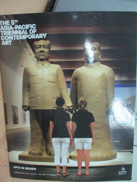 【書寶二手書T9/收藏_QAH】The 5th asia-pacific triennial of...