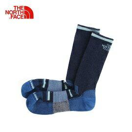 [THENORTHFACE]SW輕量舒適長筒襪深藍公司貨NF0A3CNP8UW