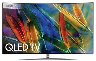 升汶家电批发:SAMSUNG三星 75吋 4K 曲面液晶电视 QA75Q8CAMWXZW