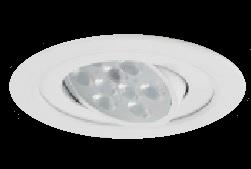 亞帝歐★12公分 崁燈 可調崁燈 LED 9W 全電壓 白光/黃光★永旭照明U2J0-AD-0802-3000/5700K