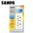 SAMPO-聲寶 擴充座 4座2+3孔擴充座 #EP-UA4BM 0