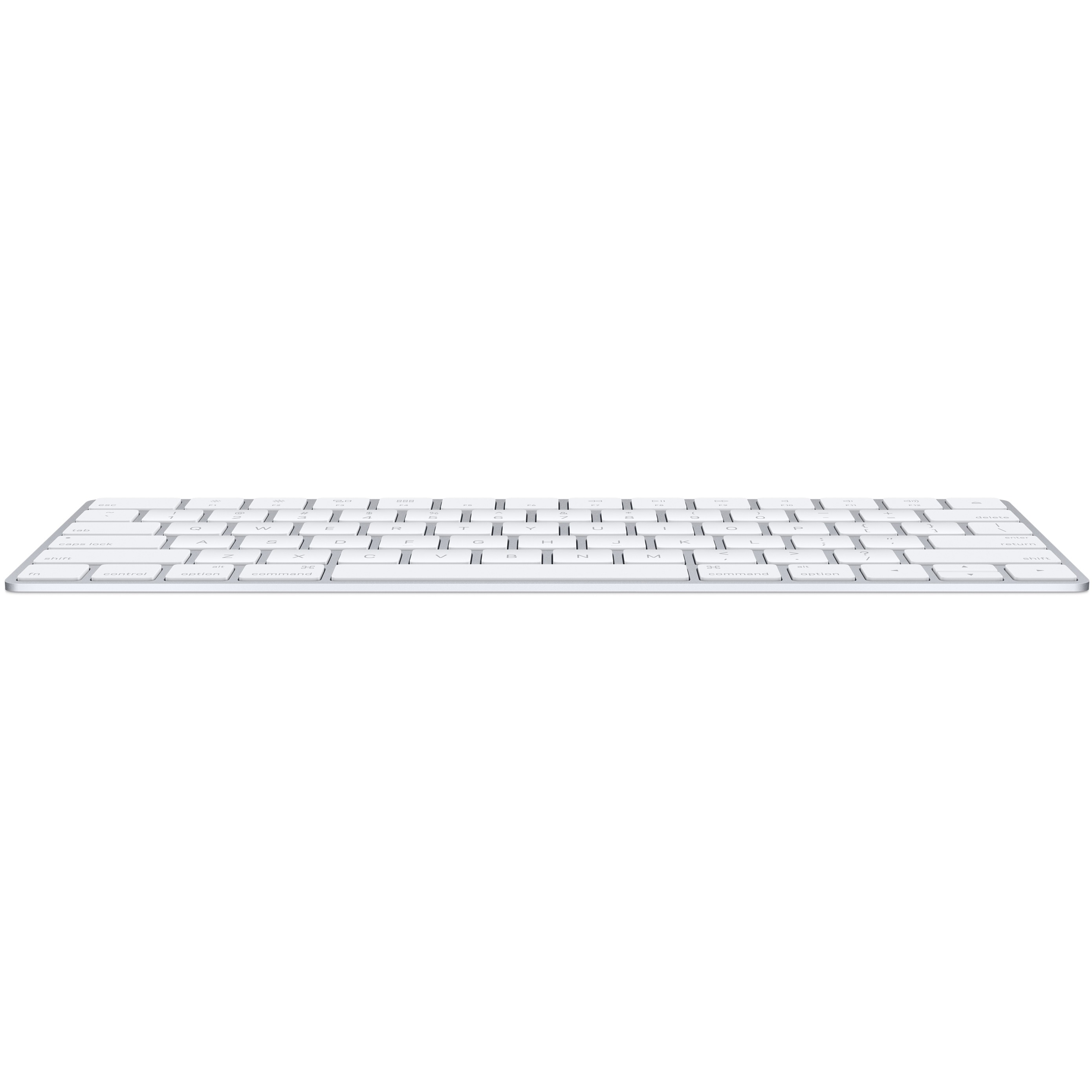 Apple Magic Keyboard - Wired/Wireless Connectivity - Bluetooth - Lightning Interface - Swedish - Compatible with Computer - Scissors 1