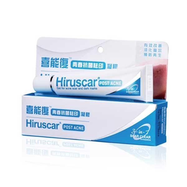 【Hiruscar 喜能復】青春抗菌袪印凝膠 10g