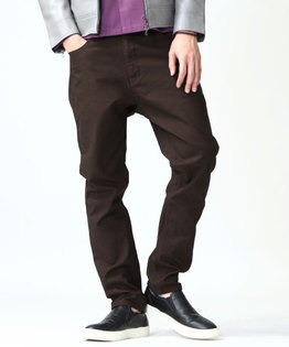 錐形褲BROWN