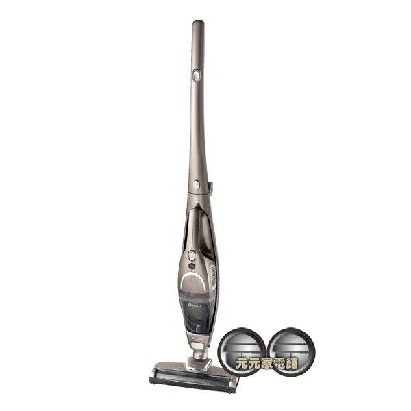 缺貨-Whirlpool 惠而浦 無線手持直立吸塵器 VCS1405 公司貨