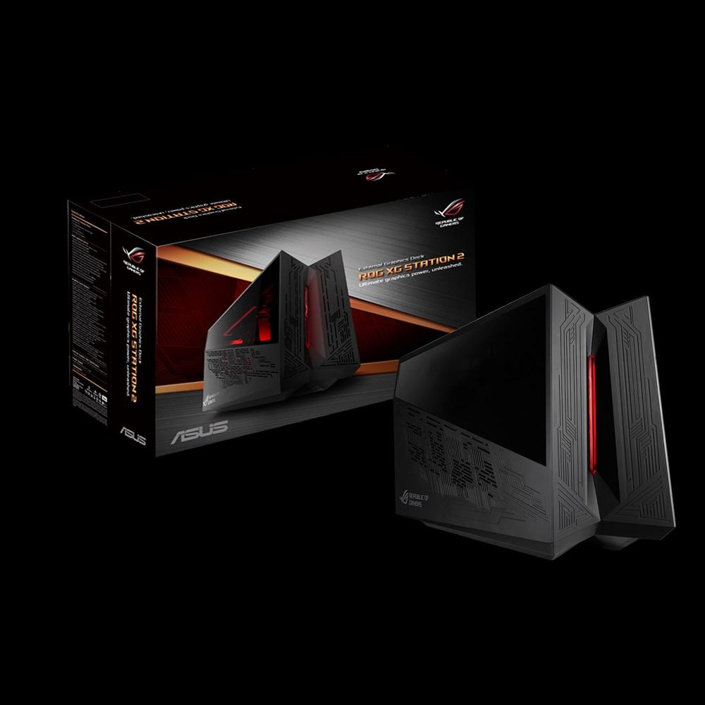 ASUS 華碩 ROG-XG-STATION-2 Thunderbolt 3 顯示卡外接盒《下單前敬請先詢問庫存》 0