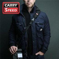 [滿3千,10%點數回饋]美國 Carry Speed  速必達 黑色相機背帶(FS-2 Black Exlition) 立福公司貨