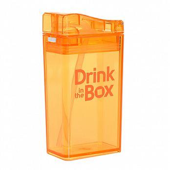 加拿大【Drink in the box】Tritan兒童運動吸管杯 3