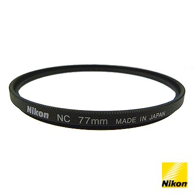 Nikon Filter 77mm NC UV 公司貨