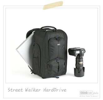 Think Tank ThinkTank 創意坦克 彩宣公司貨 -StreetWalkerHardDrive健行者雙肩後背系列SW480 公司貨 (SW480)