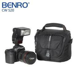 [滿3千,10%點數回饋]【BENRO百諾】酷行者 CW S20(中型)單肩攝影側背包(cool walker)