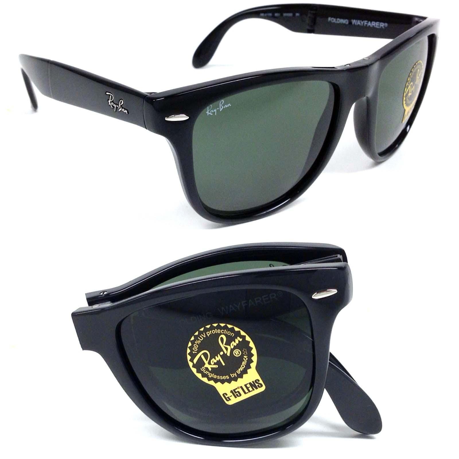 雷朋RB4105 601/58折疊偏光眼鏡特價4780