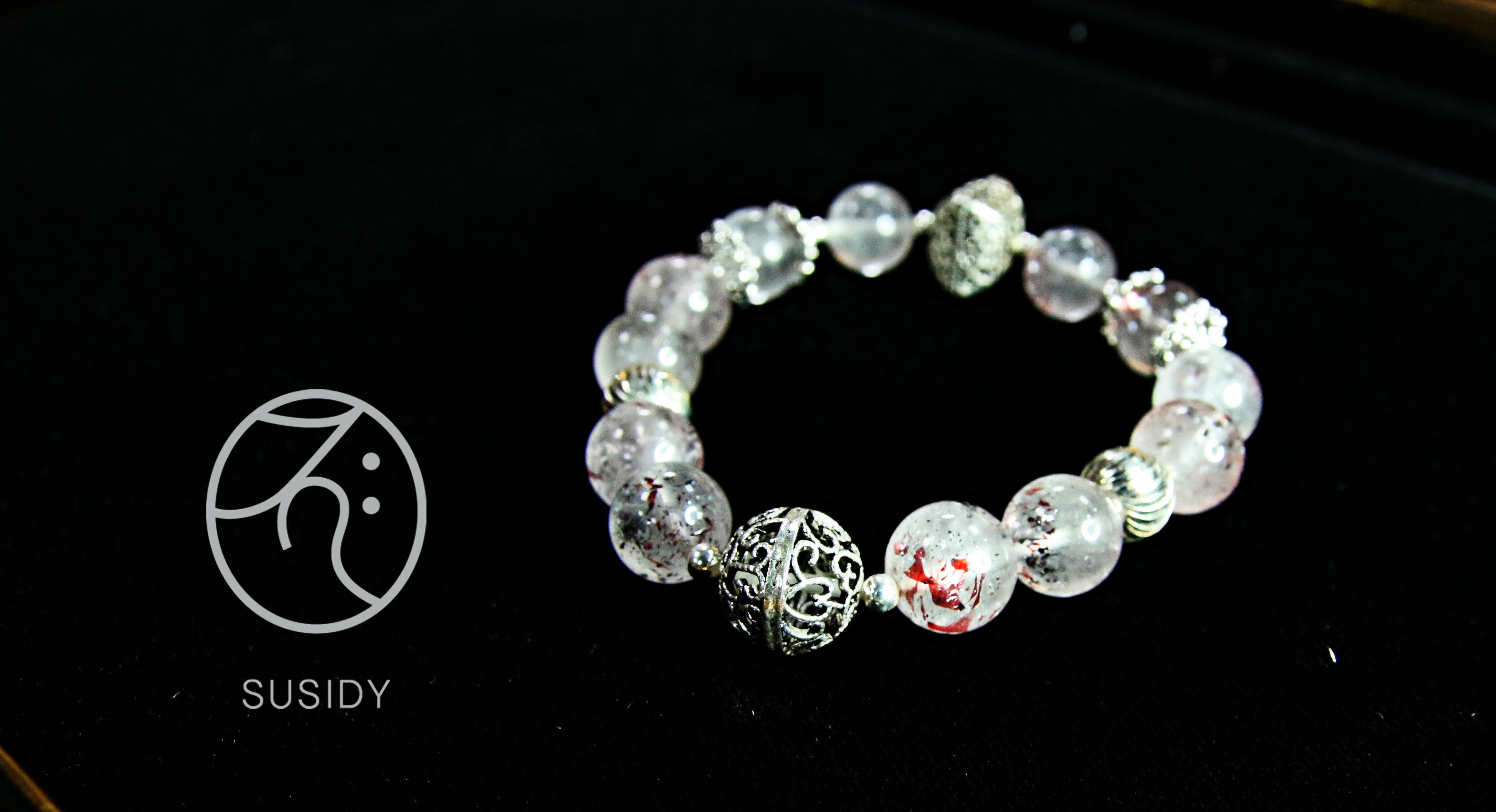 SusidyDesign ~ 超級七 Superseven 手珠 銀飾