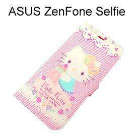 Hello Kitty 彩繪皮套 [甜點] ASUS ZenFone Selfie ZD551KL【三麗鷗正版授權】