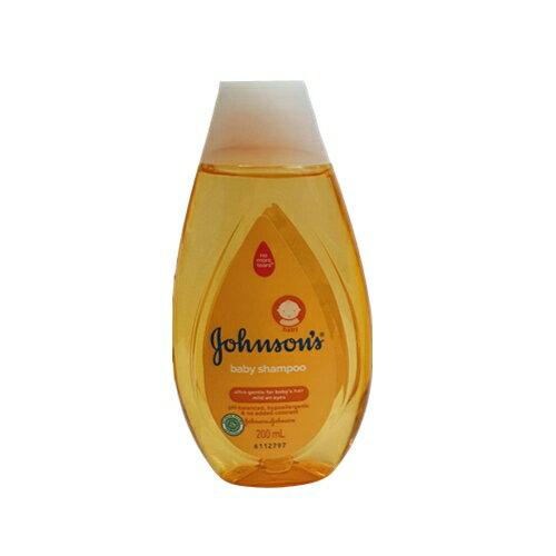 【嬌生】Johnson嬌生嬰兒洗髮精 中性配方 200ml - 限時優惠好康折扣