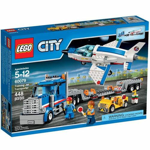 ~LEGO 樂高積木~City 城市系列 ~ 太空探險訓練機運輸車 LT~60079