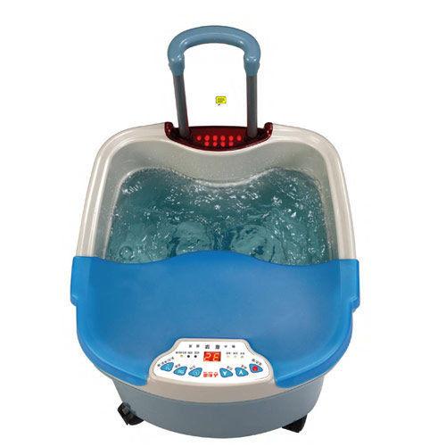 免運費 勳風足輕鬆加熱式SPA足浴機/泡腳機 HF-3660RC