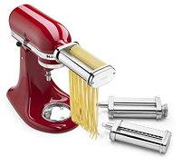 Deals on Kitchenaid KSMPRA 3-pc Pasta Roller And Cutter Attachment