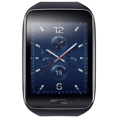 Samsung Galaxy Gear S R750 SM-R750A Smart Watch - Black 1