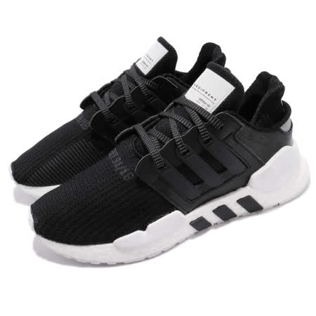 【ADIDAS】EQT SUPPORT 91/18  黑白 休閒鞋 慢跑鞋 男 訂價6200 BD7793 (Palace store)-PALACE STORE-潮流男裝