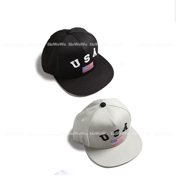 寶寶帽 USA棒球帽 鴨舌帽   防曬必備 BU12817 好娃娃