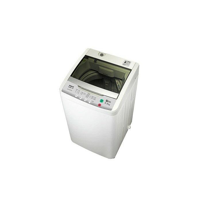 【台灣三洋SANLUX】 6.5公斤單槽洗衣機ASW-88HTB{含運送+基本安裝+舊機回收}