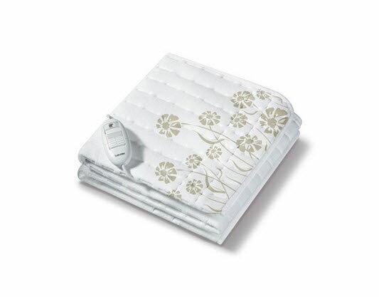 【德國博依beurer】電熱毯 單人長效型 贈薄膜立體口罩1個