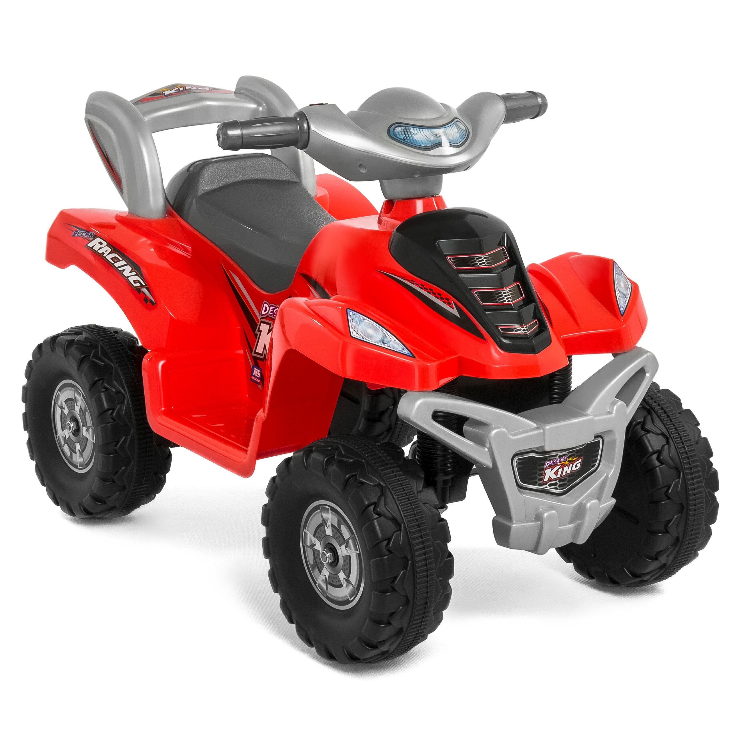 59da1427a Best Choice Products Kids 6V Battery-Powered Electric Toy ATV Ride-On Quad  Car