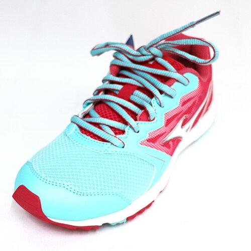 【MIZUNO美津濃】兒童慢跑鞋SPEEDGUIDE兒童寬楦耐磨運動鞋-K1GC182207[陽光樂活]