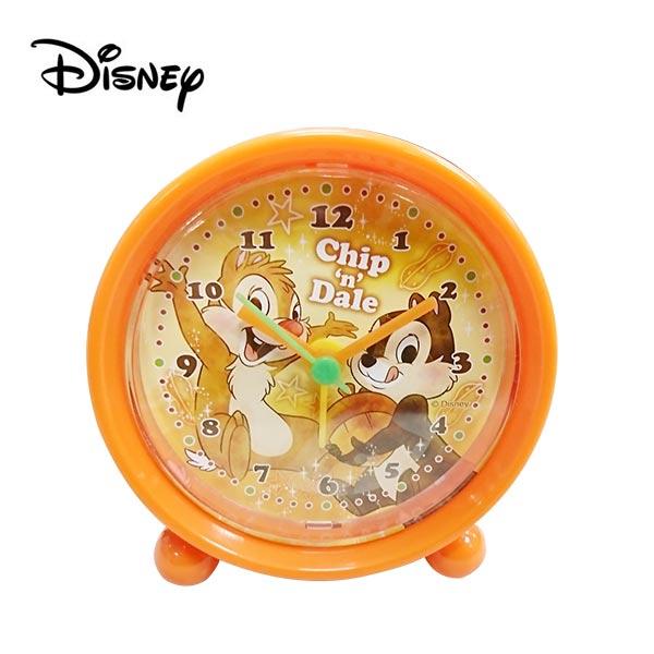 【日本正版】奇奇蒂蒂 鬧鐘 造型鐘 指針時鐘 迪士尼 Disney - 739882
