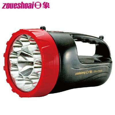 【日象】10Lamp強光充電式數位探照燈 ZOL-7200D