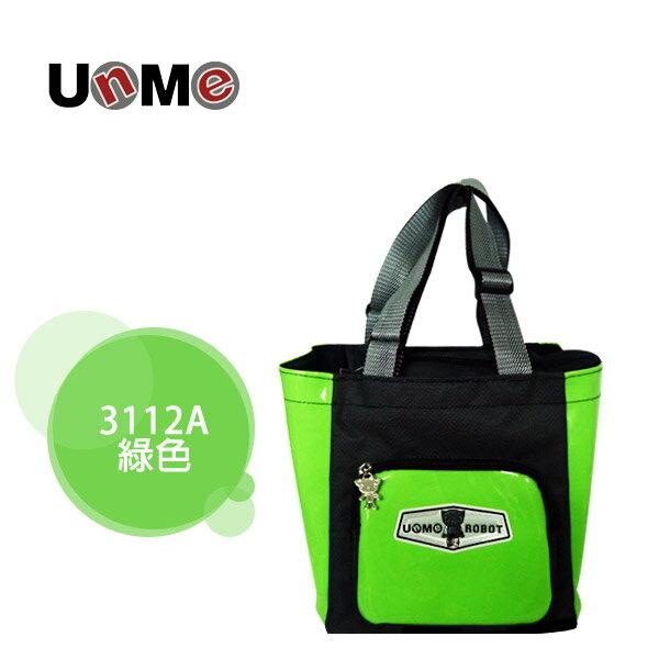 【加賀皮件】UNME多色MIT亮面機器人手提餐袋兒童餐袋學生餐袋餐袋便當袋3112A