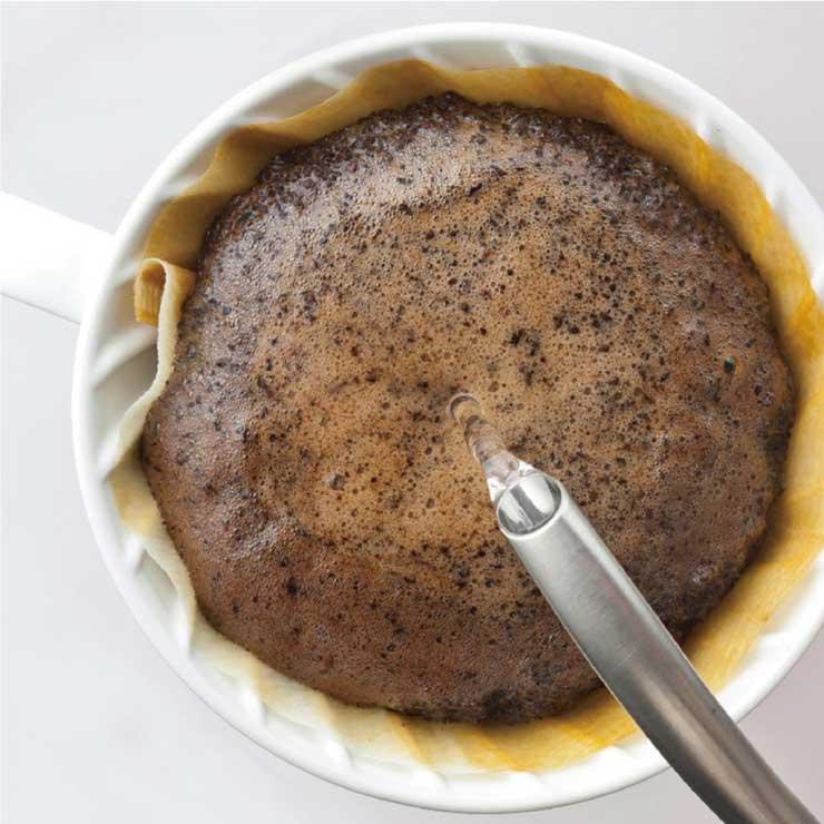 雙11限定獨享濾杯咖啡壺組 / VDC-01W + VCS-01B 5