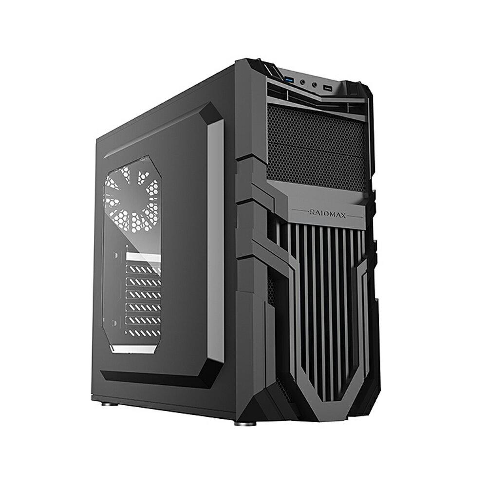 【迪特軍3C】VORTEX V5 電腦機殼 電競 支援16公分高CPU散熱器 120mm水冷 下置電源