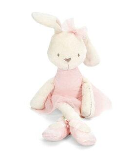 =優生活=英國mamas&papas可愛療鬱系列芭蕾舞睡眠兔子 安撫兔毛绒玩偶 女孩禮物 新生兒禮物 54公分