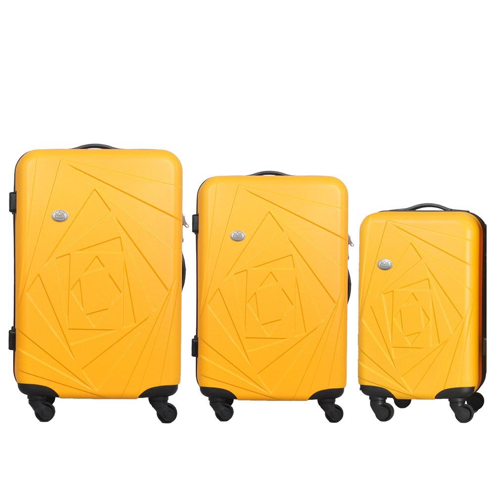 Mon Bagage 巴黎風情系列ABS輕硬殼 28寸 24寸 20寸 三件組 旅行箱 行李箱 5