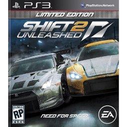 PS3 極速快感:進化世代2 限定版 Need For Speed: Shift 2 -英文版-