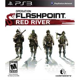 PS3 閃擊點行動:血色長河 Operation Flashpoint:Red River -英文美版-