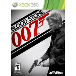 XBOX 360 詹姆士龐德 007:血石 Blood Stone-英文美版-